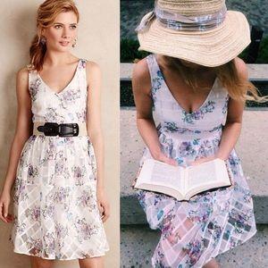 Garden Peony Dress - Maeve for Anthropologie